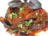 Auberginen-Tomaten Pfanne