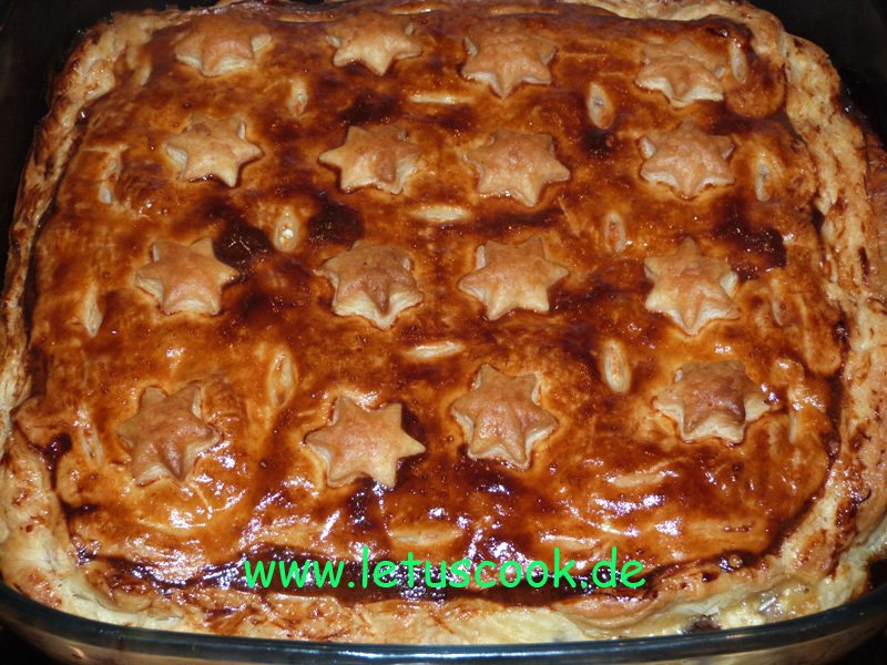 Champignon Torte