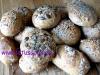 Chia - Walnuss -brötchen