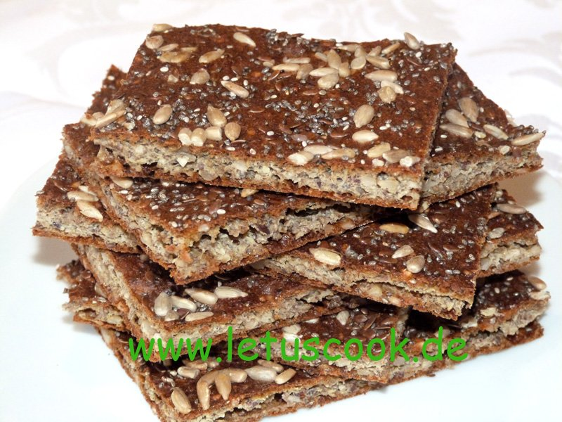 Chia Leinsamen Brot