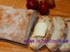 Ciabatta mit Butter