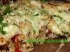 Fleisch Gemüse Nudel Auflauf