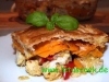 Fleisch - Süßkartoffel Pie