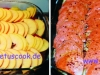 Fleisch Süßkartoffelpie