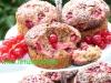 Johannisbeer Mandel Muffins