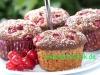 Johannisbeer-Mandel-Muffins