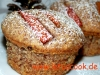 Kaki-Mandel-Muffins