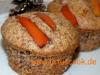Kaki Mandel Muffins
