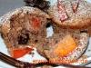 Kaki-Mandel Muffins