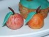 Marzipan-Apfel
