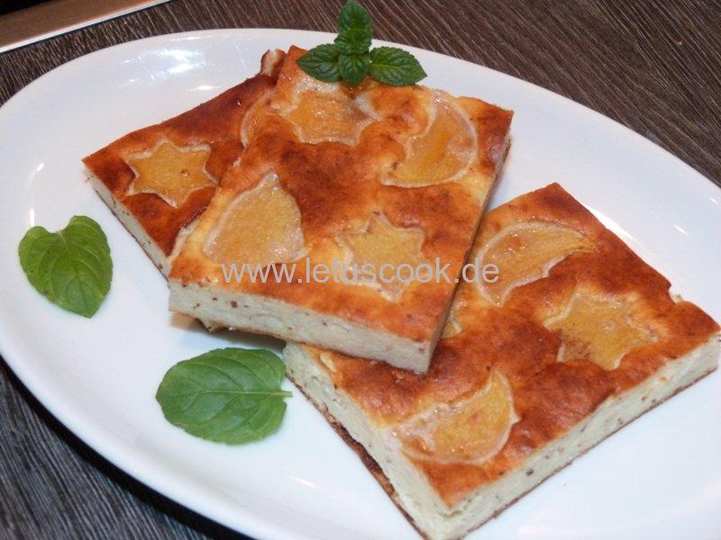 Quark-Kaki Kuchen