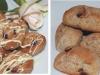 Quark-Mandel-Dinkel Vollkorn Kekse
