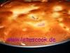 Käse-Rhabarber Kuchen