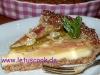 Rhabarber-Pudding Tarte