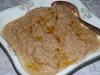 Saziwi-Putenfleisch mit Walnusssoße