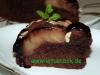 Schoko-Birnen Torte