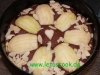 Schoko-Obst Torte