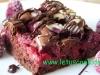 Schokoladen Himbeer Kuchen