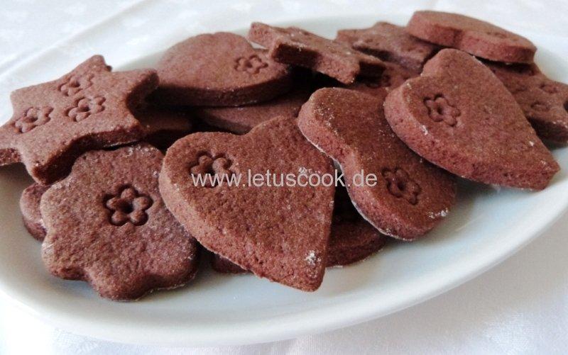 Schoko-Kekse