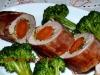 Schweinefilet mit Karotten-Senf Füllung