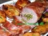 Schweinefilet mit Spargelfüllung