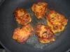 Süßkartoffeln-Kichererbsen Bratlinge-