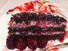 Torte Wintermärchen