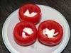 Überbackene Tomaten mit Ei-Schritt 1