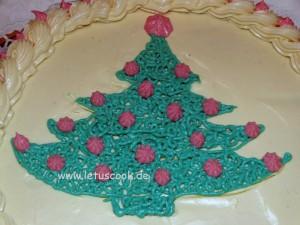 Festliche Torte