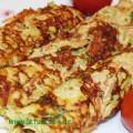 Zucchini-Karotten Omelette
