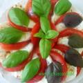 Mozzarella-Tomate