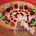 Kaese Beeren Torte
