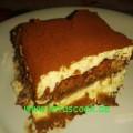 Tiramisu mit Schokolade