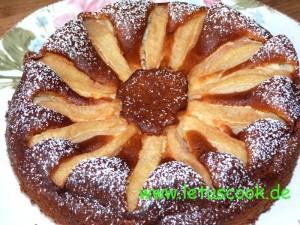 Quitten-Käse Torte