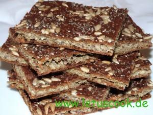 Chia-Leinsamen Brot