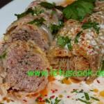 Fleisch-Quinoa-Kohlrouladen